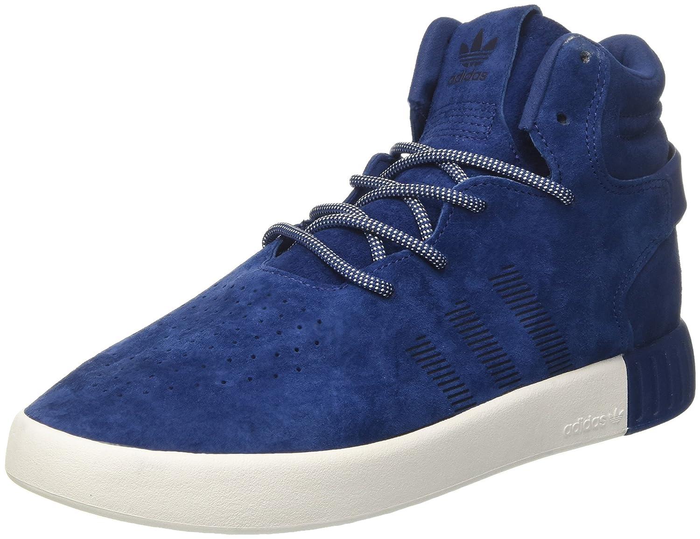 c18d410bab42 adidas Men s Tubular Invader Basketball Shoes  Amazon.co.uk  Shoes   Bags