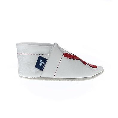 7ea4058a7667d pantau. eu cuir puschen cuir tapis d éveil Chaussures bébé chaussures  souples Chaussons avec