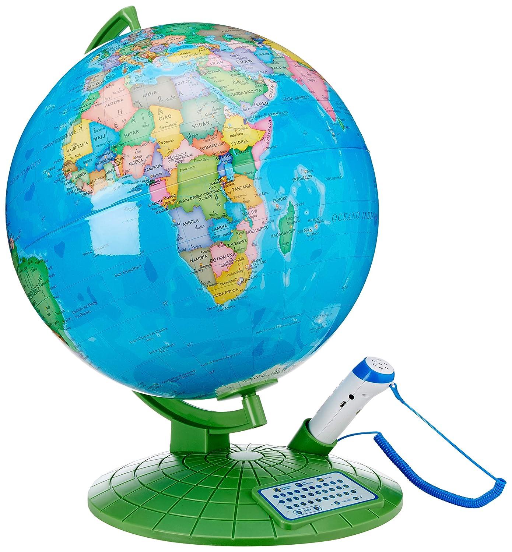 Lisciani games–I'm A Genius Hi Tech, Multi-Colour Globe, 69347 Liscianigiochi