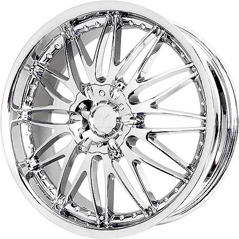 Verde Custom Wheels Protocol Chrome Wheel 15x7//5x4.5