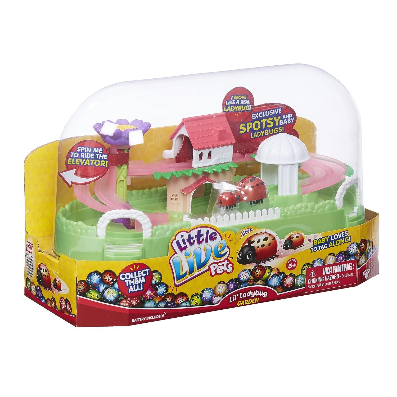 little live pets 28449 ladybug playset amazon co uk toys u0026 games