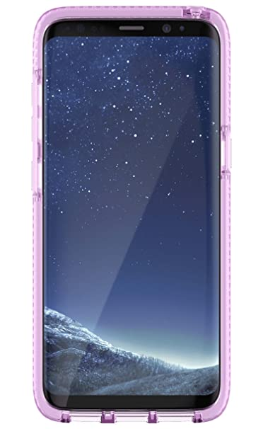 premium selection 12ae8 06e2a Amazon.com: Tech21 Evo Go Case for Samsung Galaxy S8 - Orchid: Cell ...
