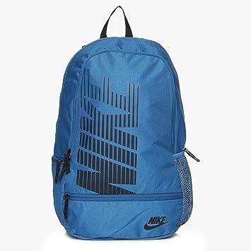 Nike 25 Ltrs Industrial Blue Black Black School Backpack (BA4863-457)   Amazon.in  Bags, Wallets   Luggage 0e592c57ae