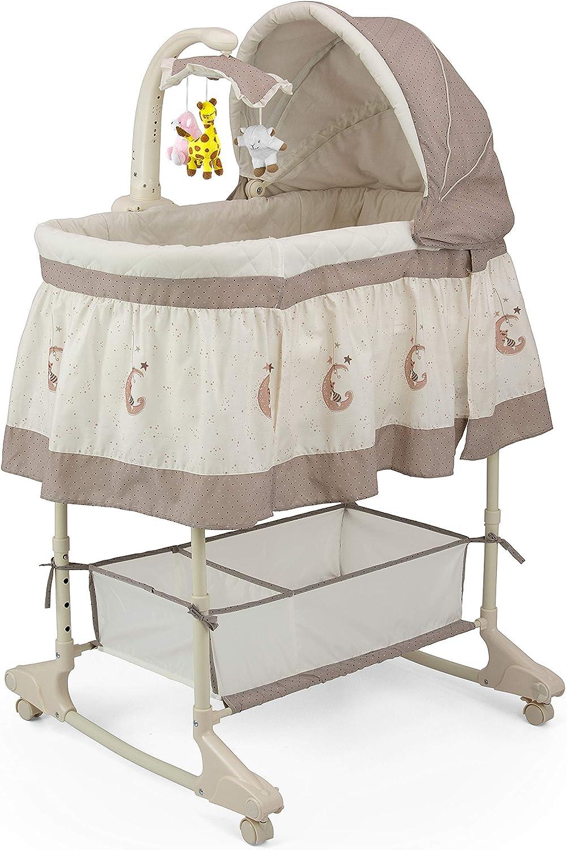 beige Milly Mally 1803/Sweet Melody Berceau avec t/él/écommande