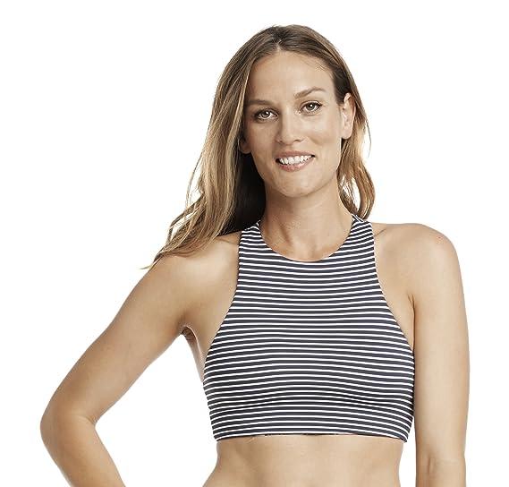 bf2c9a08980a1 Amazon.com: CARVE Designs Sanitas Reversible Top: Clothing