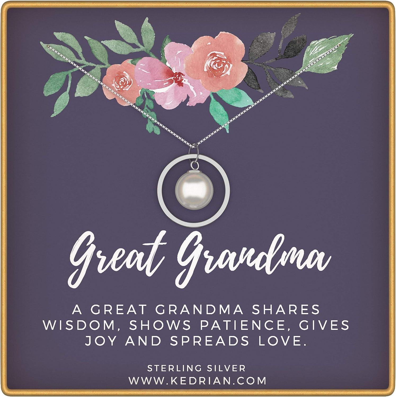 KEDRIAN Great Grandma...