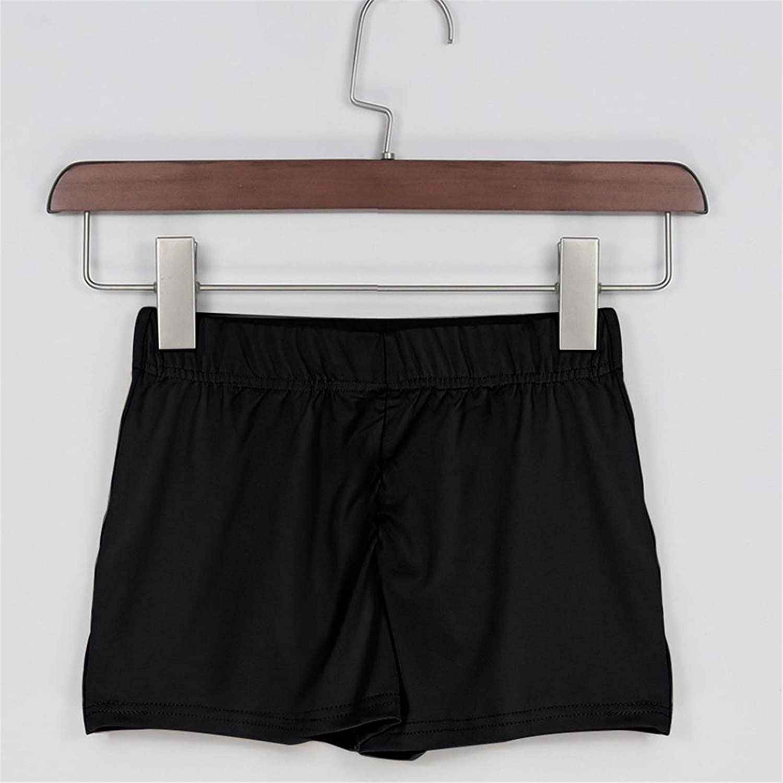 Atractivo Pantalones Cortos,Longra ★ Mujeres Deportes Gimnasio Entrenamiento Cinturilla Pantalones cortos de yoga Skinny Caqui, S