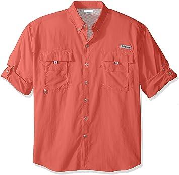Columbia Big Bahama II Camisa de Manga Larga para Hombre: Amazon.es: Deportes y aire libre