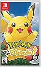 Pokémon Let's Go Pikachu! - Nintendo Switch