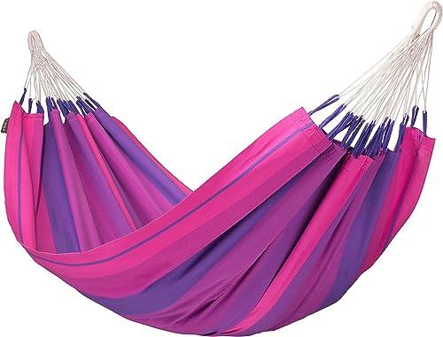 La Siesta Orquidea Purple – Cotton Single Classic Hammock , Orqu dea Purple – ORH14-7