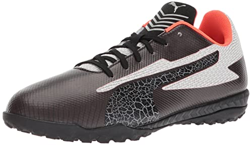 PUMA Mens 365 Ignite Nocturnal ST Soccer Shoe, Black-Quarry-Quiet Shade-