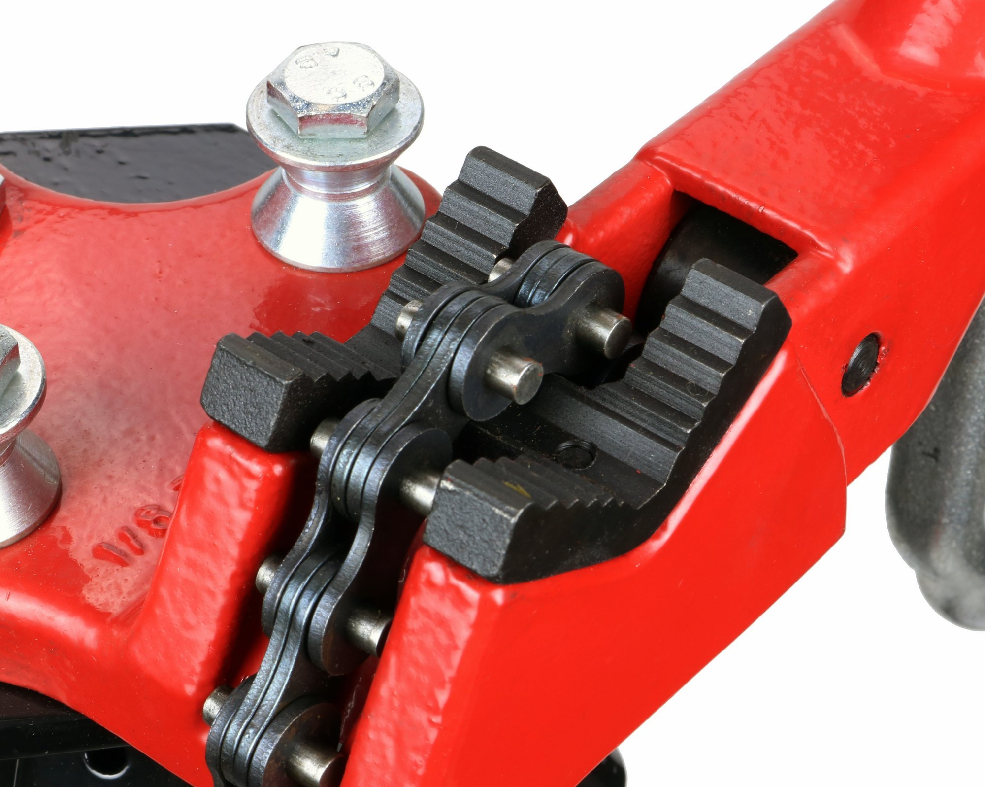 Toledo Pipe 425 Stand Portable Tripod Chain Vise works with RIDGID 12R 700 Pipe Threader by Toledo Pipe Tools (Image #4)