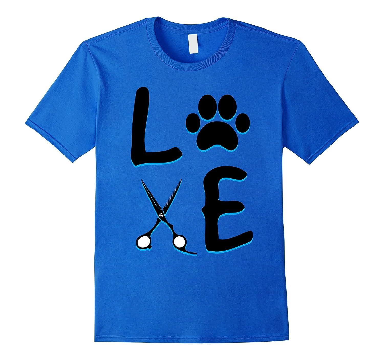 Dog Groomer Pet Care Tee Shirt Gift For Dog Groomers Shirt-AZP