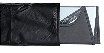 f94109cdbb Covercraft ZUBAGV3 Vinyl storage bag allows convenient storage of sunscreen  while not in use. Car