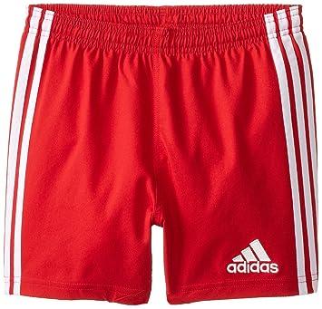 Amazon.com: adidas Performance Boy's 3 Stripe Shorts: Sports ...