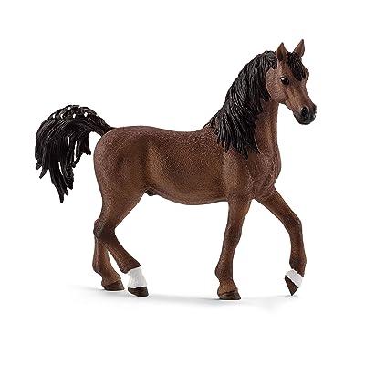 SCHLEICH Arab Stallion: Schleich: Toys & Games