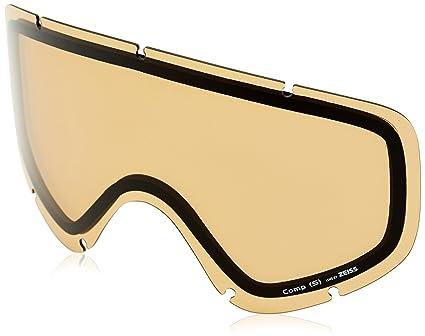 525dd47653 Amazon.com   POC Iris Comp Snow Goggles Replacement Double Lens - 3 ...