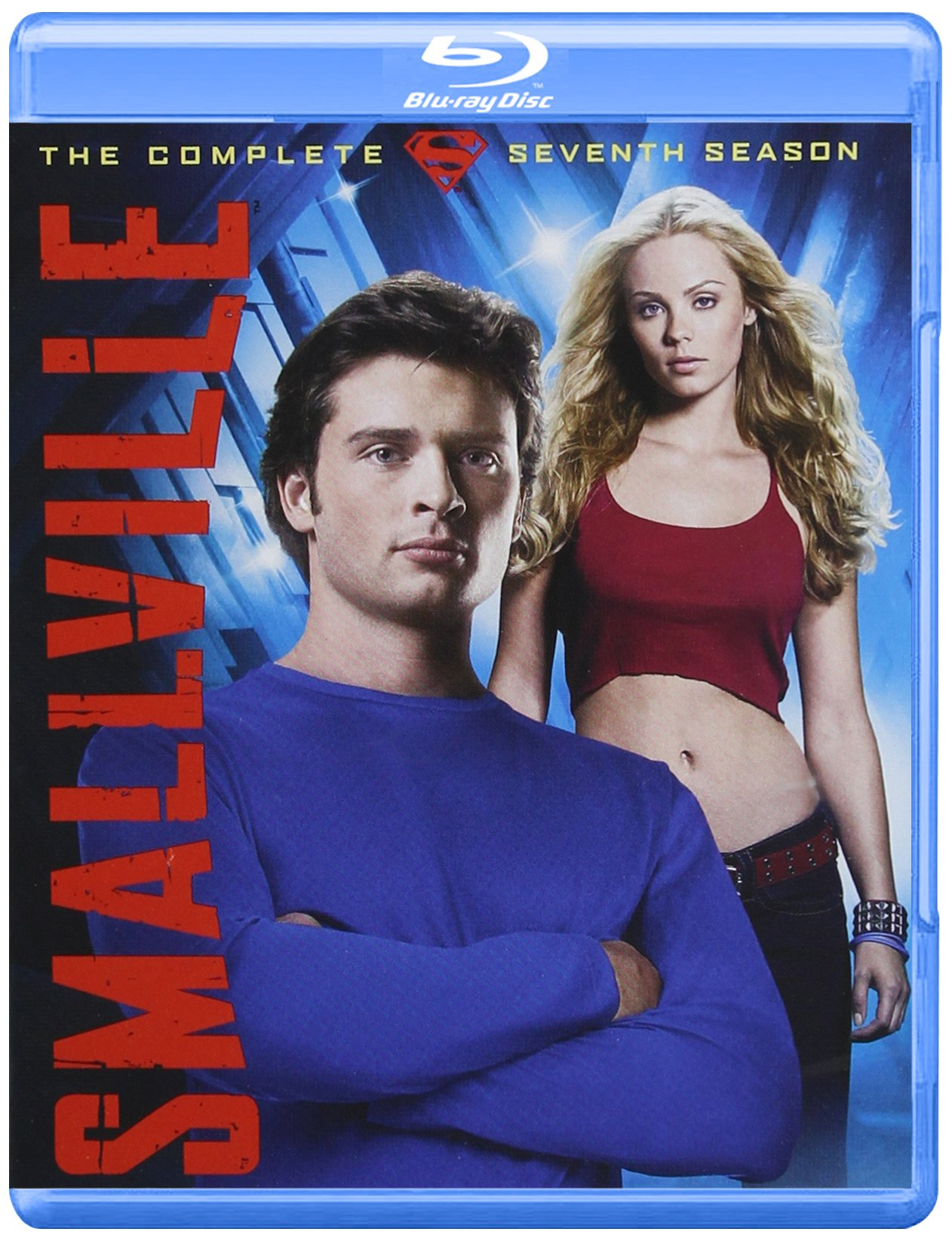 Blu-ray : Smallville:The Complete Seventh Season (, Dolby, AC-3, Widescreen, 3 Disc)