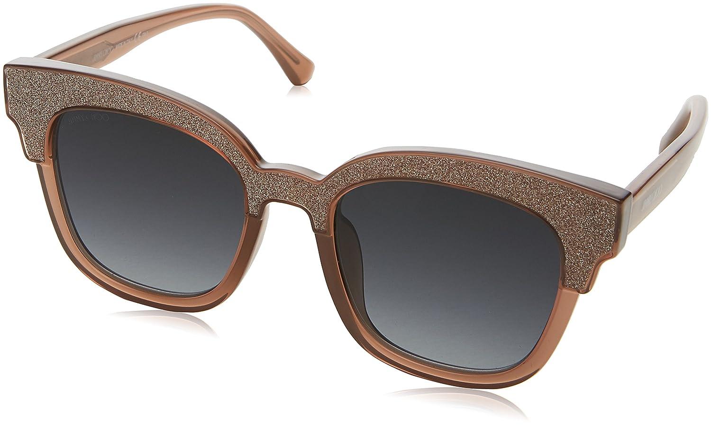 ab1108687dc Jimmy Choo MAYELA S BEIGE GREY SHADED women Sunglasses  Amazon.ca  Clothing    Accessories