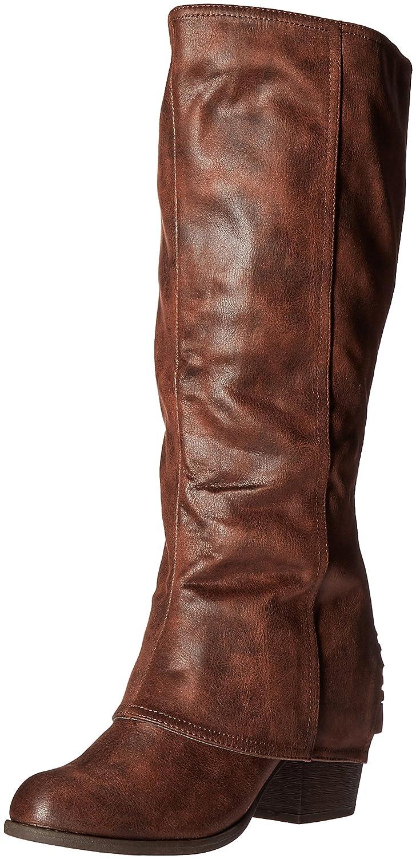 Fergalicious Women's Lundry Wc Western Boot B01DQK4CMW 6 B(M) US|Cognac