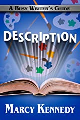 Description (Busy Writer's Guides Book 10)
