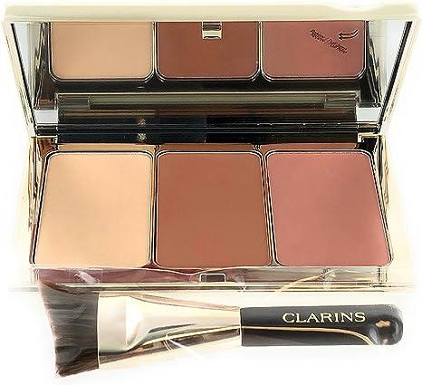 Clarins - Paleta contouring rostro: Amazon.es: Belleza