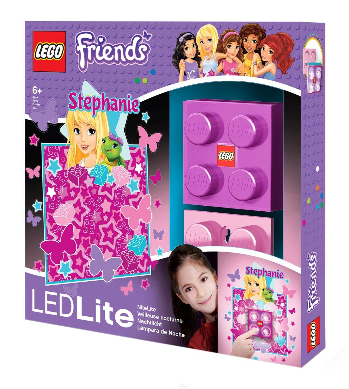 Lego Friends pared Luz–Stephanie, aprox. 8X 8Cm iq40291 Universal Trends