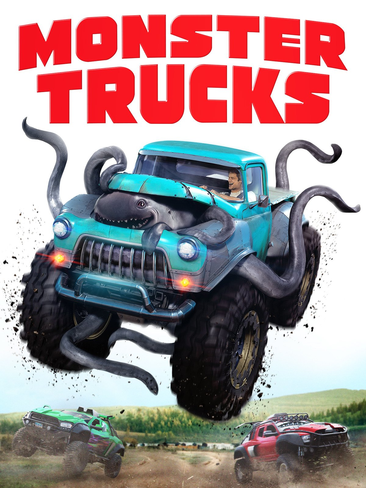 Amazon Com Monster Trucks Lucas Till Jane Levy Rob Lowe Barry