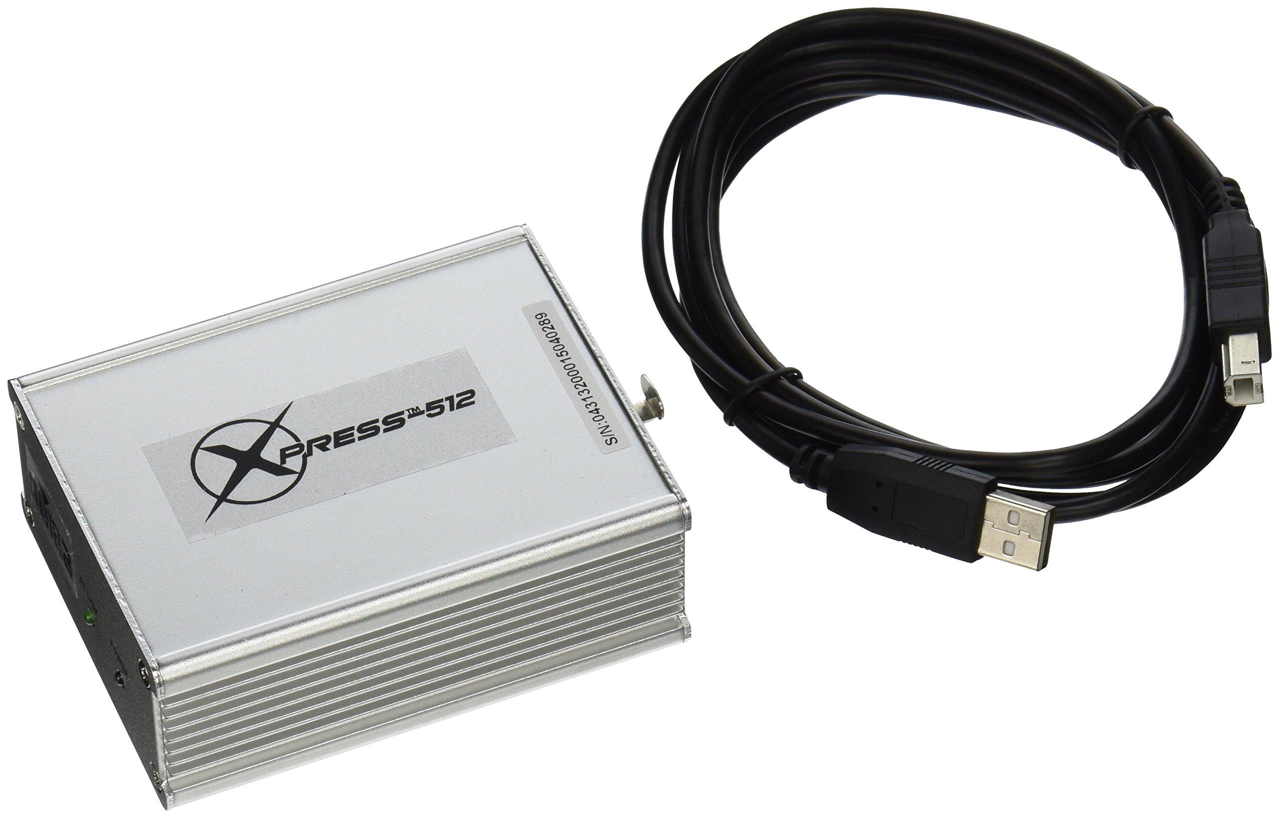 CHAUVET DJ Xpress-512 DMX-512 USB Interface by CHAUVET DJ