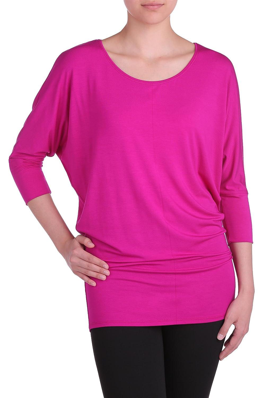 NYGÅRD SLIMS Nygard Women's Plus Size Slims 3/4 Sleeve Dolman Tunic 3B4W86B9