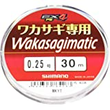 SHIMANO(シマノ) ワカサギマチック EX4 PE 30m PL-W20K