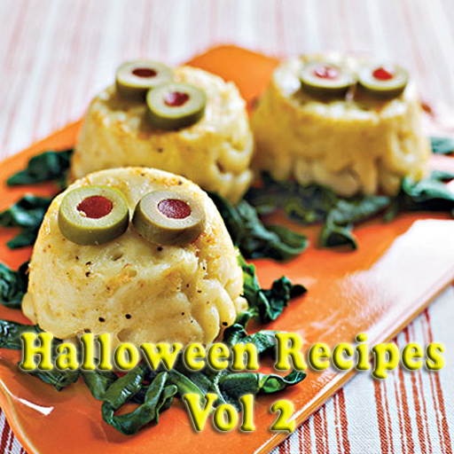 Halloween Recipes Videos Vol 2 -