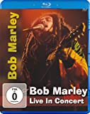 MARLEY, BOB - LIVE IN CONCERT (1 Blu-ray)