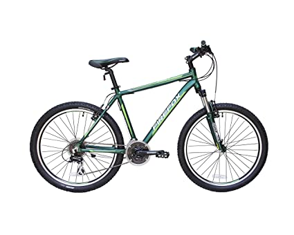 Firefox Sniper V Hardtail Bike, Kid's 26-inch (Green/Black)