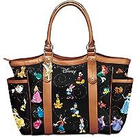 Bradford Exchange Disney Handbag With Character Art