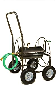 Yard Butler IHT-4EZ Hose Truck 4-Wheel Easy Assembly