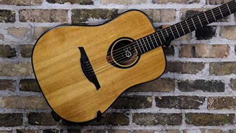Lag - T80d dreadnought guitarra acustica solid spruce: Amazon.es ...