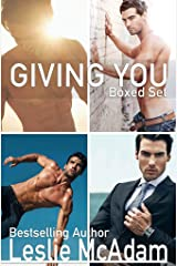 Giving You Complete Box Set (Giving You ...) Kindle Edition