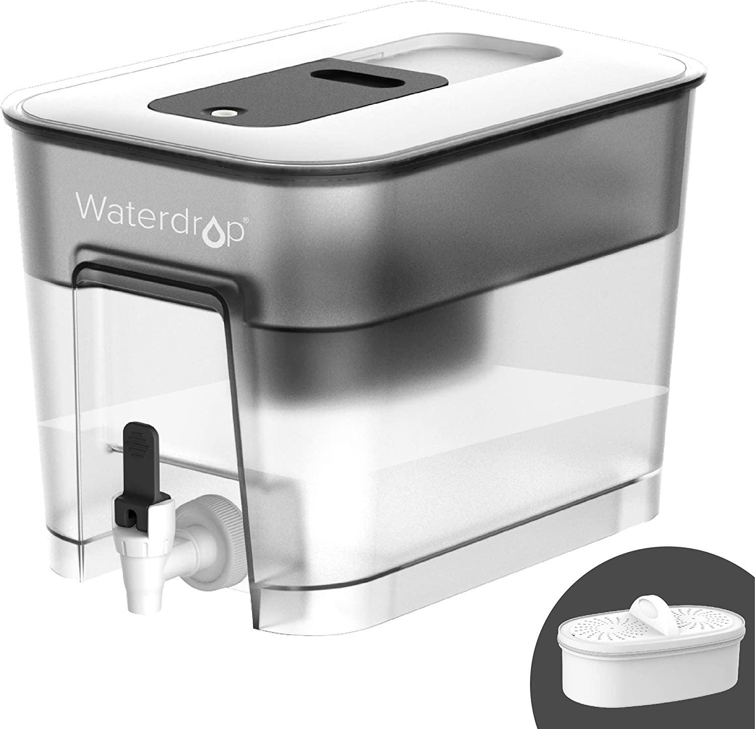 Waterdrop WD-WFD-22L Water Filter Dispenser