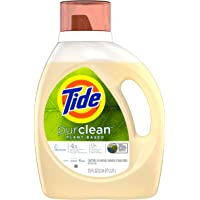 Tide Purclean Plant-based Laundry Detergent, Unscented, 2.21L