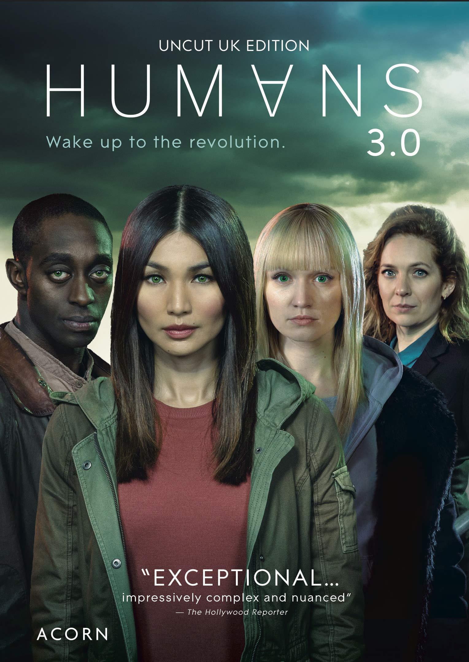 DVD : Humans 3.0 (DVD)