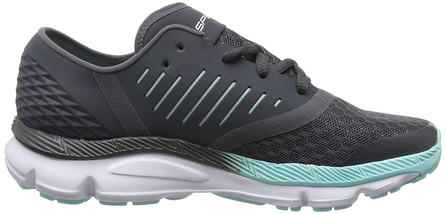 Under Armour Women's Speedform Gray/White Intake Running Shoe, Black/Stealth Gray/White Speedform B01N7HIPD9 5 B(M) US|Rhino Gray/Blue Infinity/White d6bb97