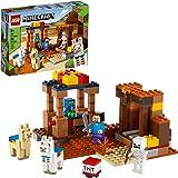 Kit de construção LEGO® Minecraft™ O Posto Comercial 21167 (201 peças)