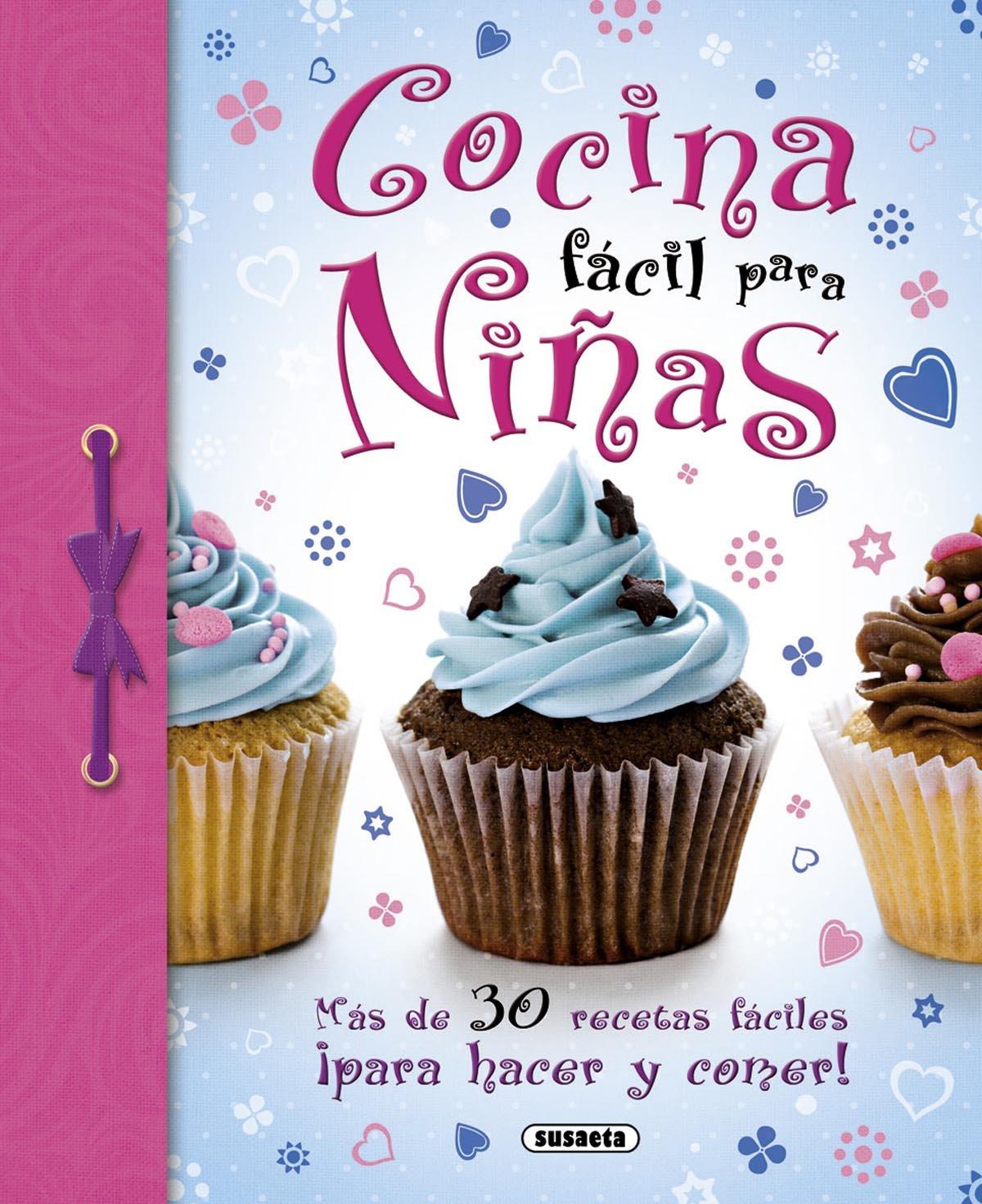 Cocina facil para ninas / Easy cooking for girls (Spanish Edition) by Susaeta Ediciones (Image #2)