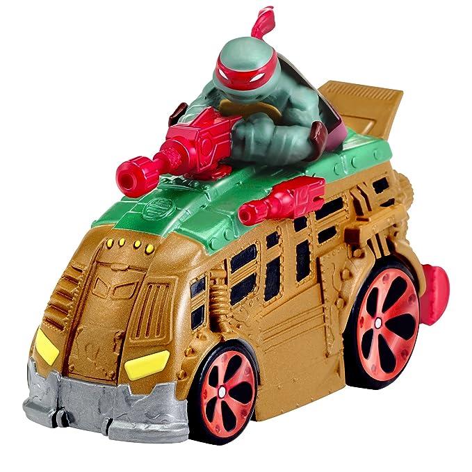Amazon.com: Teenage Mutant Ninja Turtles T-Machines Raphael ...
