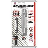 MagLite XL50 - Linterna LED (3 celdas, AAA), color azul