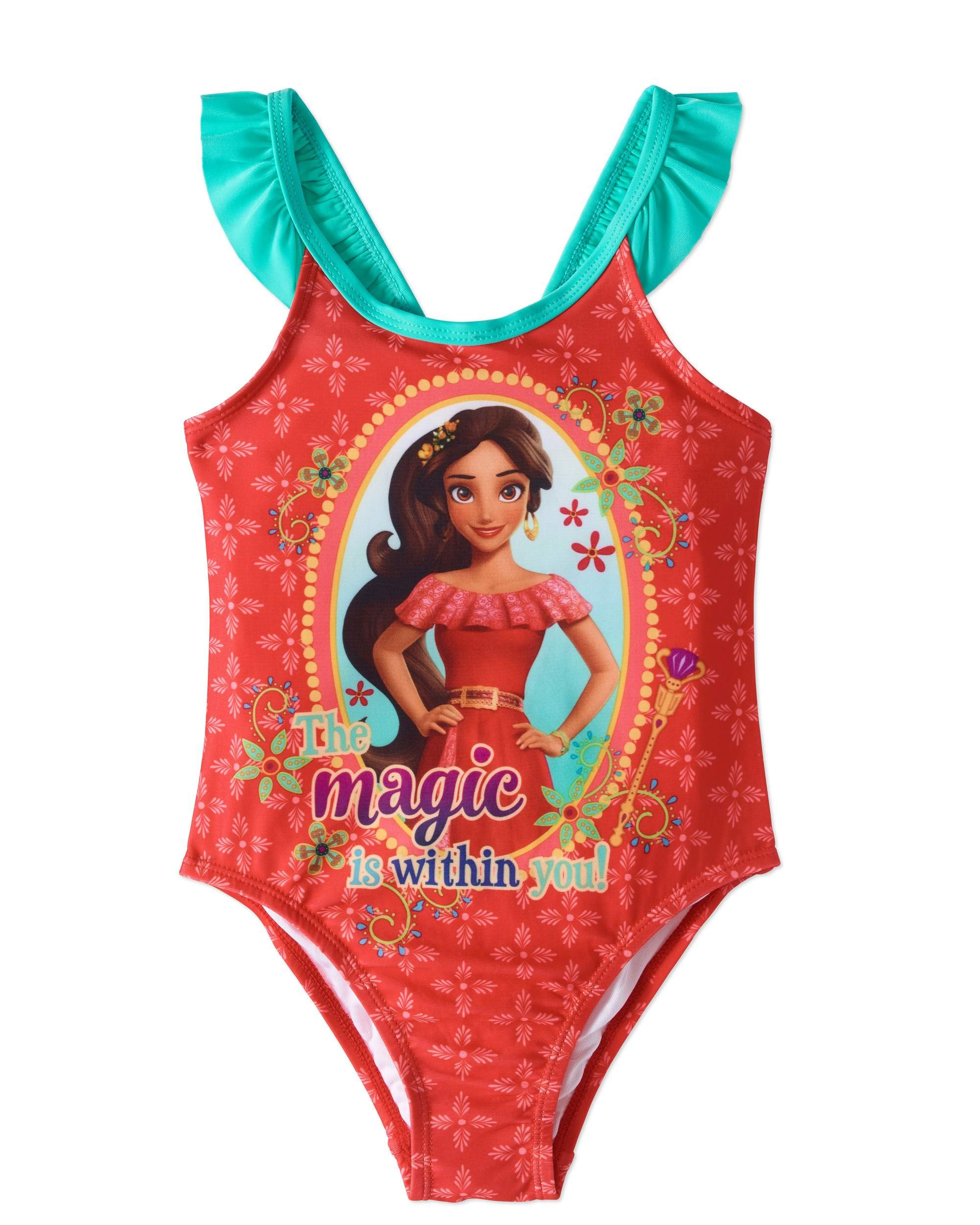 Fashion Toddler Girls Disney Elena Of Avalor 1