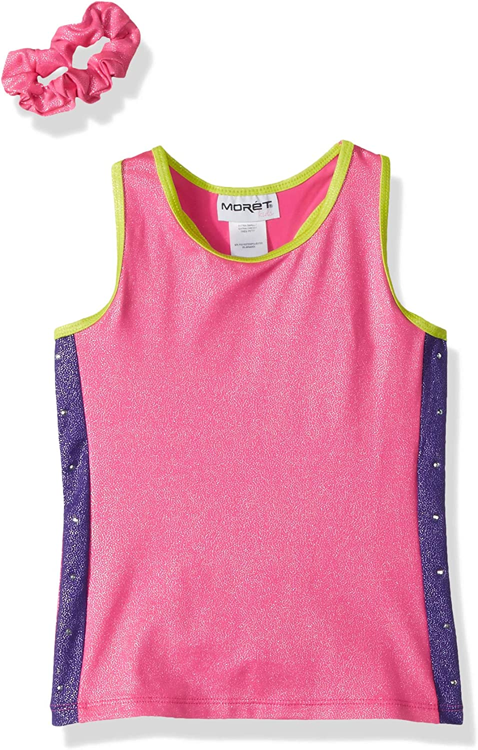 Jacques Moret Girls Gymnastics Tank Top