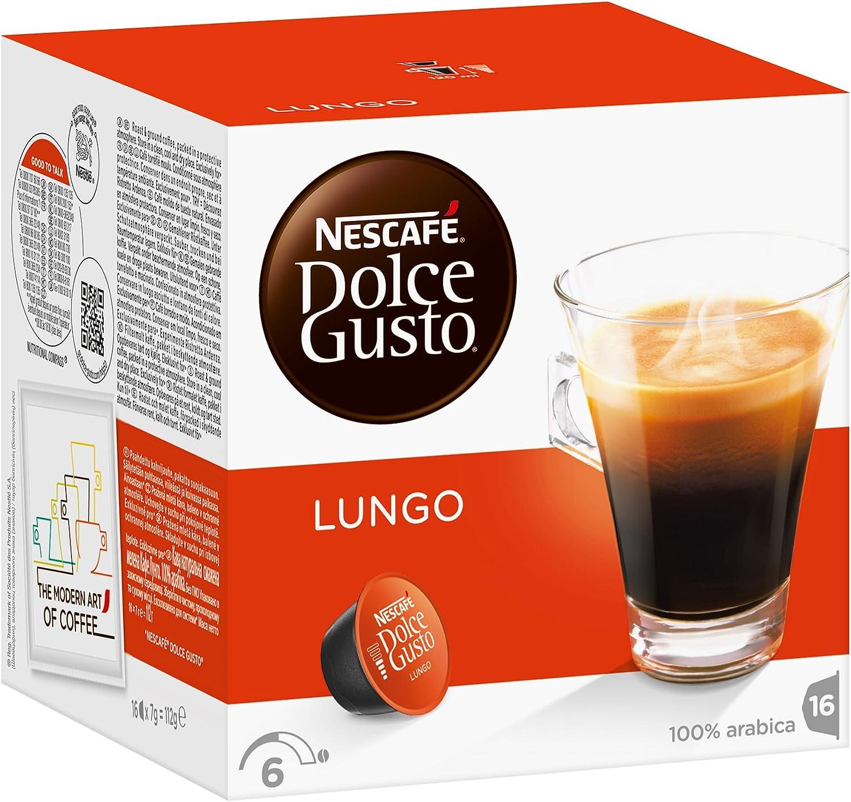 Nescafé Dolce Gusto Set Family Edition, Café, Cápsulas de Café, 6 ...