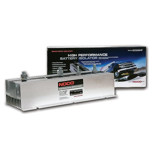 Amazon.com: NOCO IGD140HP 140 Amp Battery Isolator: Automotive